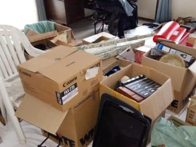 House and attic clearance in Bengeo