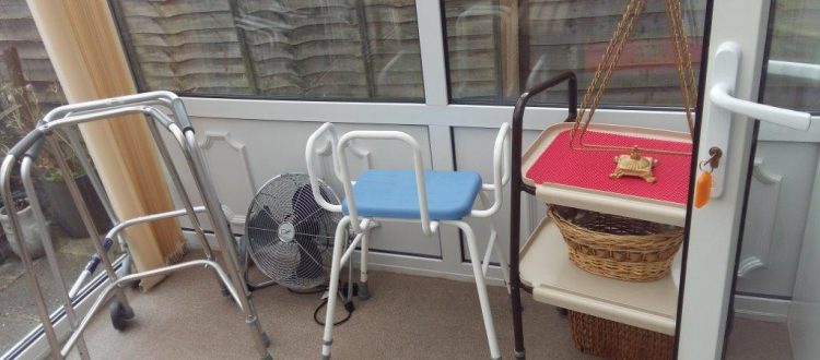 House and garden clearance in Hatfield, Hertfordshire